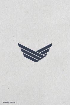 "A generalized ""Wings"" logo design Minimal Logo, Car Logo Design, Branding Design, Victory Logo, Speed Logo, Logo Luxury, Mobile Logo, Security Logo, Hotel Logo"