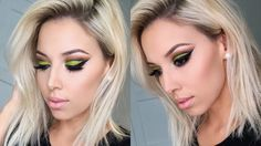 QUICK TUT EYE TUT YOU TUT!! Super requested neon green cut crease eyeshadow is here hope you guys like it! ✷Follow Me: Instagram: @lustrelux Snapchat: Luster...