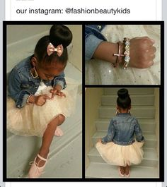 ♡ Beautiful Black Babies ... Kid Swagg ... Future