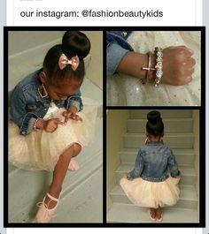 ♡ Beautiful Black Babies ... Kid Swagg ... Future