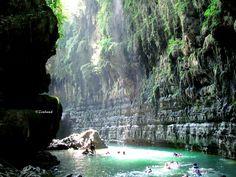 Green Canyon - Pangandaran - Indonesia