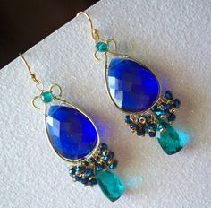 Hey, I found this really awesome Etsy listing at https://www.etsy.com/listing/98826458/kashmir-featuring-cobalt-quartz-teal