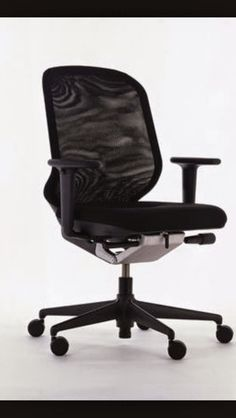 cafechairs: BACK TO THE GRIND Vitra high level task chairs designed in Italy . Sold .
