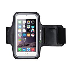 #cellphone #accessries Evershow Premium Water Resistant Sport Armband with Flap for iPhone 6, 6S Case Running Pouch with Key Holder | Fits…