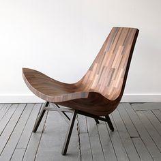 12x12 wood chair