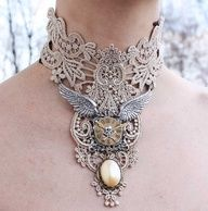 steampunk lace - Google Search