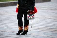 Get some serious fashion inspo from MBFW Russia's street style stars