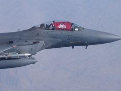 All sizes | Buckeyes flag inside F-15 IMG_0125 | Flickr - Photo Sharing!