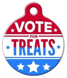 For the good citizen pet (at least when it comes to treats).