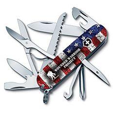 Amazon.com : Victorinox Swiss Army Fieldmaster Pocket Knife, Red, 91mm : Folding Camping Knives : Sports & Outdoors