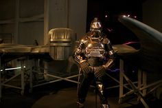 Cylon Raider by The Gonger, via Flickr