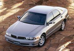 Mitsubishi Diamante JP-spec '02.1995–08.1997