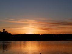 Portaferry sunset.