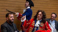 El Tricentenario de 1714 trae a Rafael Casanova 'en persona'