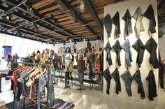 Como decorar uma loja de roupas masculinas | Del Carmen by Sarruc