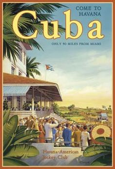 i wonder what it would have been like to sip on mojitos on cuba's immaculate…