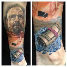 Breaking Bad Tattoo!