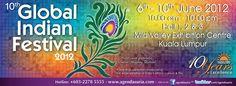 Global Indian Festival 2012