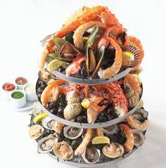 DBG seafood stand