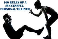How to sell personal training. I've gained a lot of insight on how to be successful both as a businessman and as a role model in fitness industry over the last 11 years. Here is a list of 100 rules that will teach you how to become a personal trainer, how to sell personal training correctly, and how to make more money.