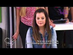 "Violetta saison 2 - ""Hoy somos mas"" (épisode 10) - Exclusivité Disney Channel - YouTube"