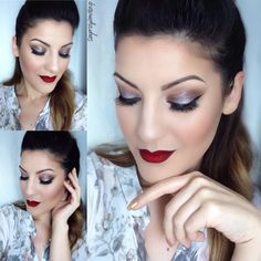 @singerstylemakeup MESMERIZED MAKEUP LOOK
