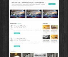 Corporate Website - Klikwebku.com