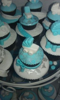 Cupcakes(definitely for a baby shower)