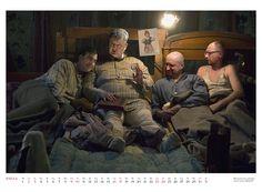 Новый политический календарь на 2016 год от Будаева