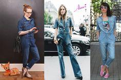 Vintage Fashion: Boiler Suit - O macacão cheio de estilo que virou ...