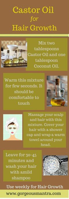 How to use castor oil for hair growth? Use this castor oil treatment for improving hair growth. - How to use castor oil for hair growth? Use this castor oil treatment for improving hair growth. Castor Oil For Hair Growth, Oil For Hair Loss, Hair Growth Tips, Uses For Castor Oil, Fast Hair Growth, Black Castor Oil, Rosemary Oil For Hair, Hair Grower, Anti Hair Loss Shampoo