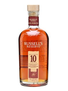 Wild Turkey Russell's Reserve 10yrs, don't take my word, try some TODAY!!!!