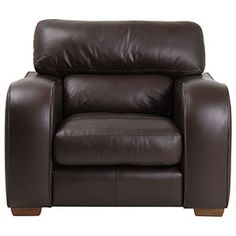 Sleeper Sofas john lewis Granada Leather Chair Brown Luxurious smooth semi aniline espresso brown leather