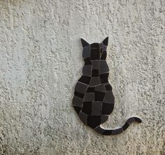 Je réalise sur commande toutes sortes de petits animaux en mosaïque à coller sur vos murs extérieurs . Je vous l'envoie par colis et vous ...