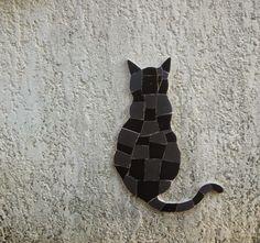 Séverine Peugniez Créations: Création de décors en mosaïque en extérieur