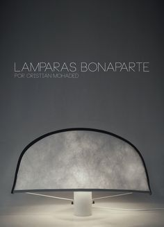 Bonaparte Lamp By Cristian Mohaded