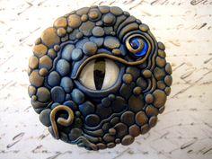 Blue Dragon Eye. Eye see you..