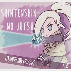 Shintenshin no Jutsu ⬅⬅❗#CL #painttoolsai #Ilustración #Ilustración #chubby25 #myart #mylove #girl #Blond #Horsetail #blueyes #naruto #shippuden #narutoshippuden #ino #inoyamanaka #yamanakaino #chibi #jutsu #ninjutsu #kunoichi #fanart #mydrawingstyle #shintenshinnojutsu Paint Tool Sai, Inojin, Boruto, Naruto Shippuden, Teenage Ninja, Chibi, Fanart, Creatures, Kawaii