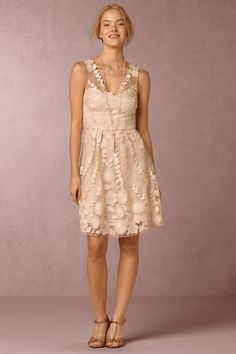 LOVE this dress for any of my girls!!!!!!!!!! Ersalina Dress from @BHLDN