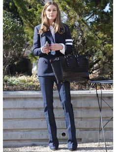 Olivia Palermo et son look city chic