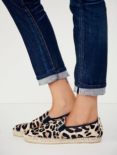 Free People Pony Freeway Espadrille at Free People Clothing Boutique