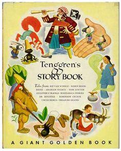 Tenggren's Story Book, 1944