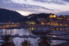 Puerto de Soller - Mallorca - Spain