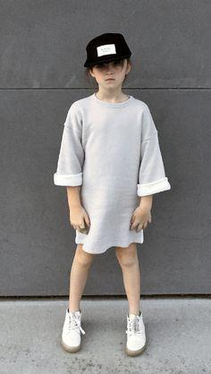 Kenzie Two-Tone Dress // Kenziepoo Collab with Mimobee