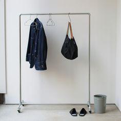 """ガーメンツラック """"M"""" Decor, Furniture, Wardrobe Rack, Rack, Home Decor"""
