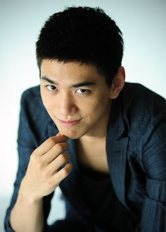 Betsy Hp uploaded this image to 'actors'. See the album on Photobucket. Sung Joon, Korean Model, Asian Men, I Fall In Love, Actors & Actresses, Bangs, Short Hair Styles, Singing, Album