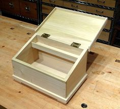 Dan's Shop: A Teasure Box for Clara