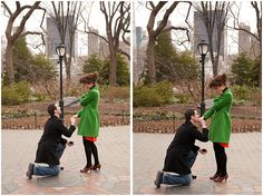 Only 8 rules: 1.) Ask for my parents blessing. 2.) Make it a complete surprise. 3.) Make the proposal personalized and unique (no overused cliches). 4.) Use my full name (middle name too). 5.) Get down on one knee. 6.) Have somebody catch it on camera (and video, if you can). 7.) Let my best friend help with the ring. 8.) Make sure my nails are done and I am dressed to impress.