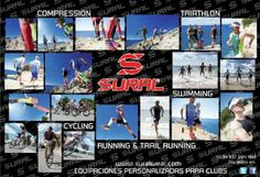 Sural: Ropa trail running, triathlon y ciclismo. Catálogo Invierno 13/14.