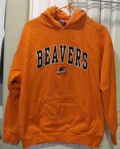 Oregon State Beavers Hoodie Youth Size Medium   eBay